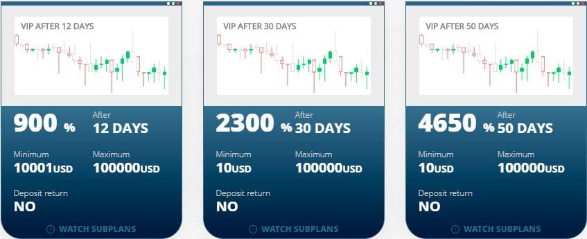 Инвестиционные планы LionsCapital 2