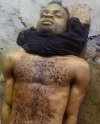 Graphic: Man stabs brother to death for dating his girlfriend in Awka