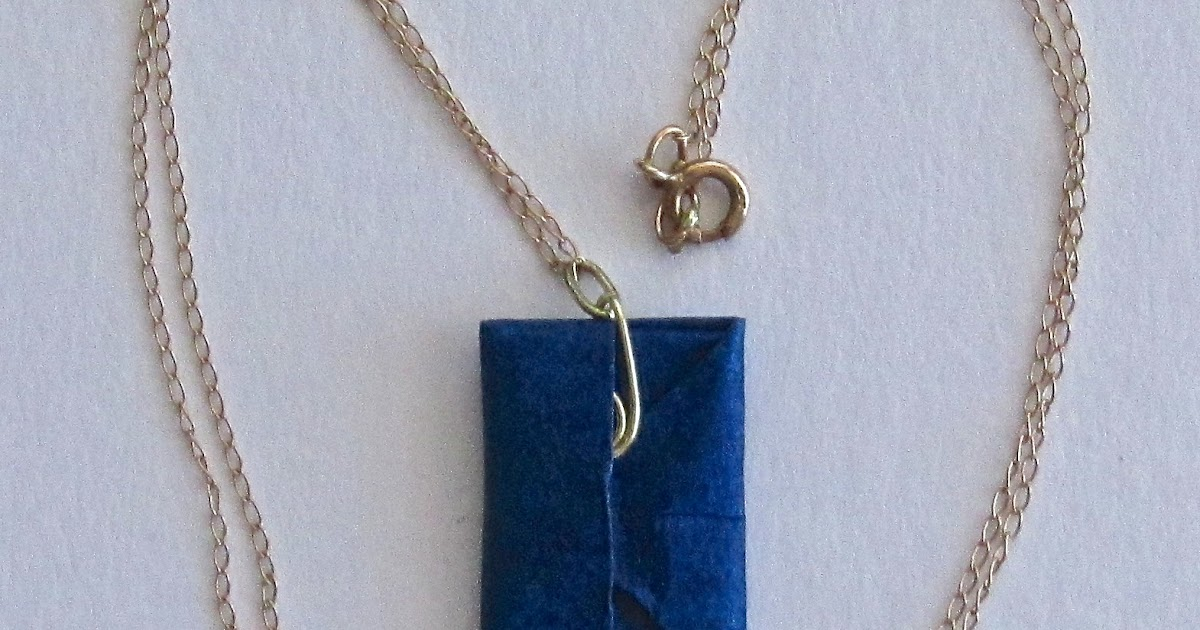 Tiny Book Necklaces II