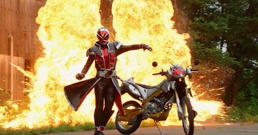 My Current Thoughts On Kamen Rider Series Part Three