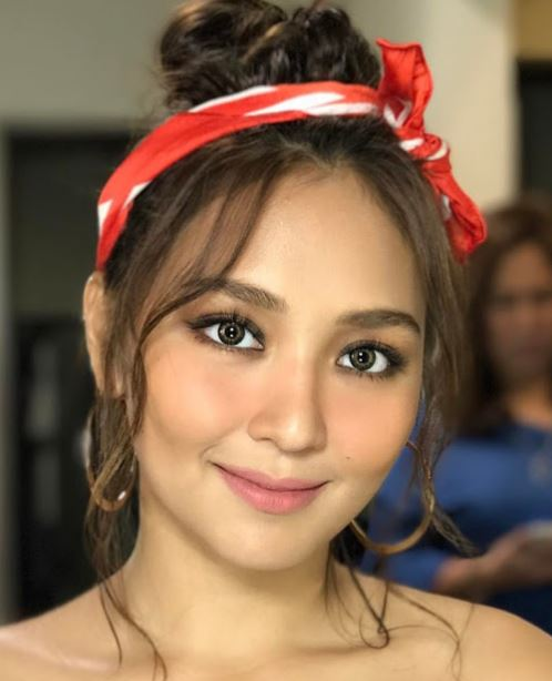 The Ladies in the Showbiz Industry Who Has The Most Beautiful Face! #4 Is Every Man's Dream Girl!