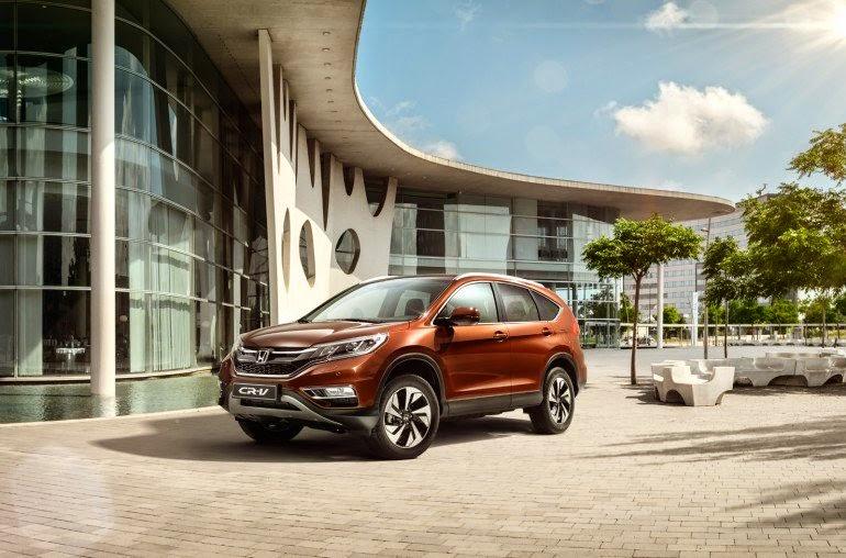 Хонда CR-V цены характеристики отзывы