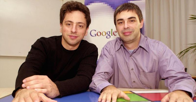 5 Tokoh Teknologi yang Membawa Perubahan Besar di Era Digital Kambuna Story Larry Page and Sergey Brin