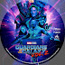 Guardians of the Galaxy Vol. 2 Bluray Label