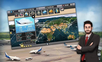 Game Bisnis Airlines Manager