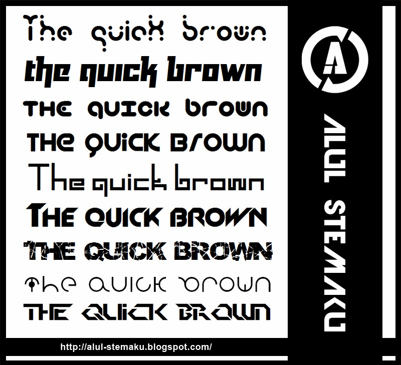 Free Download Fonts Distro