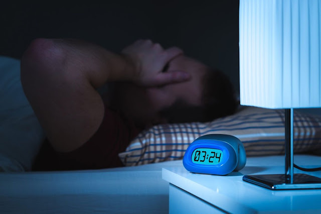 Susah Tidur Bukan Karena Kopi, Tapi ini