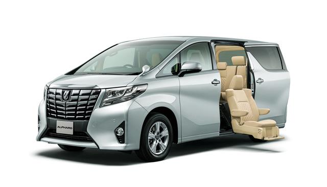 Toyota Alphard 2018 bản 2.5 Hybrid tại Bangkok ảnh 3