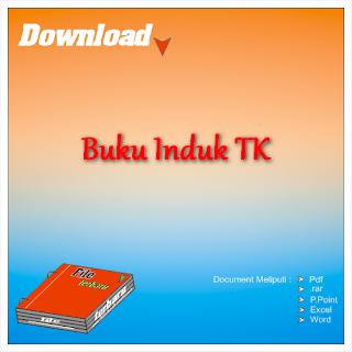 Download Contoh Format Buku Induk Siswa TK Gratis