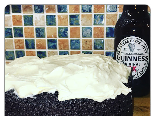 Cakes I Made In January: Guinness&Chocolate + Gingercake