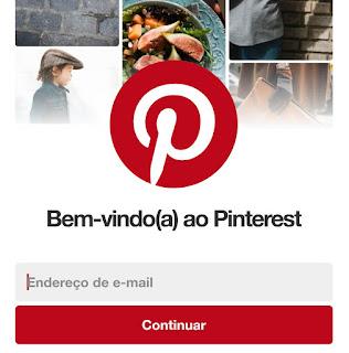 Como criar um Pinterest