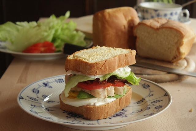 Club Sandwichs https://kuechenliebelei.blogspot.com/2017/08/club-sandwich-nach-sheila-lukins.html
