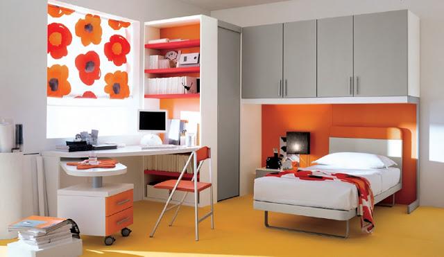 Couleur peinture pour chambre adolescent id es d co moderne - Couleur peinture chambre garcon ...