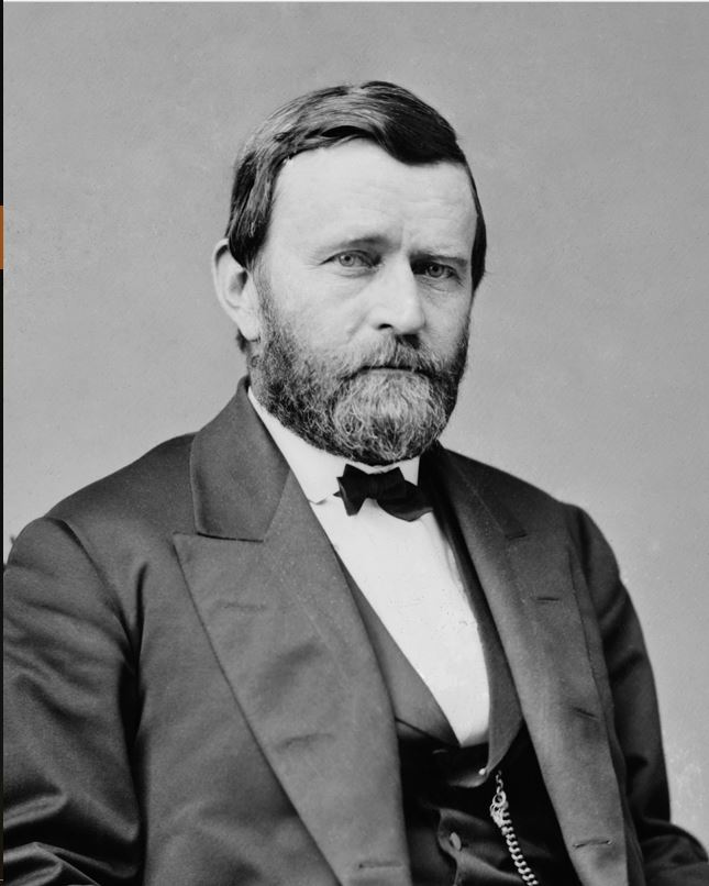 Jeannette's take on life: MERRY CHRISTMAS PRESIDENT ULYSSES S. GRANT DECLARED CHRISTMAS A FEDERAL HOLIDAY ON JUNE 28, 1870
