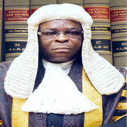 Biography Of Walter Onnoghen
