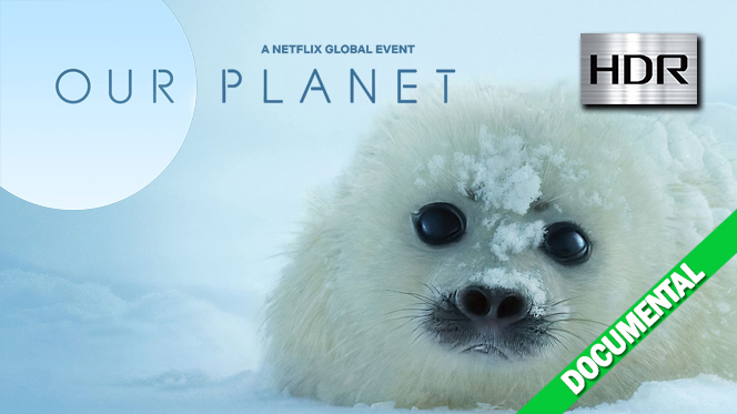 Nuestro Planeta (2019) Temporada 1 Web-DL 1080p HDR Latino-Ingles