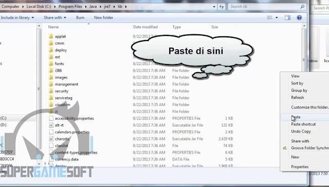 Pastekan File Tadi