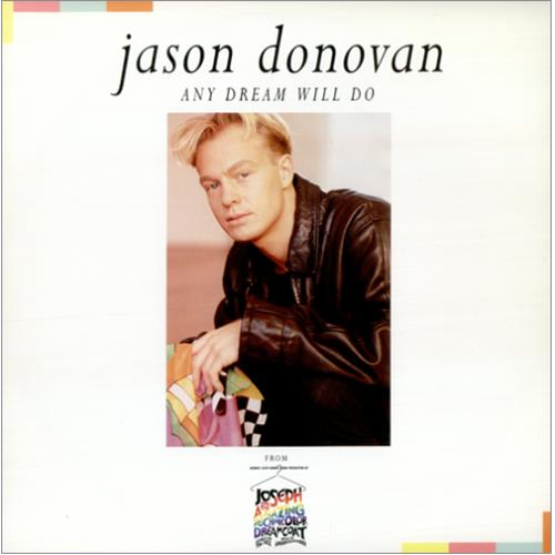 Number Ones Of The Nineties Jason Donovan Any Dream