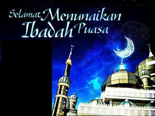 Selamat Menyambut Bulan Ramadhan Ucapan Surasm