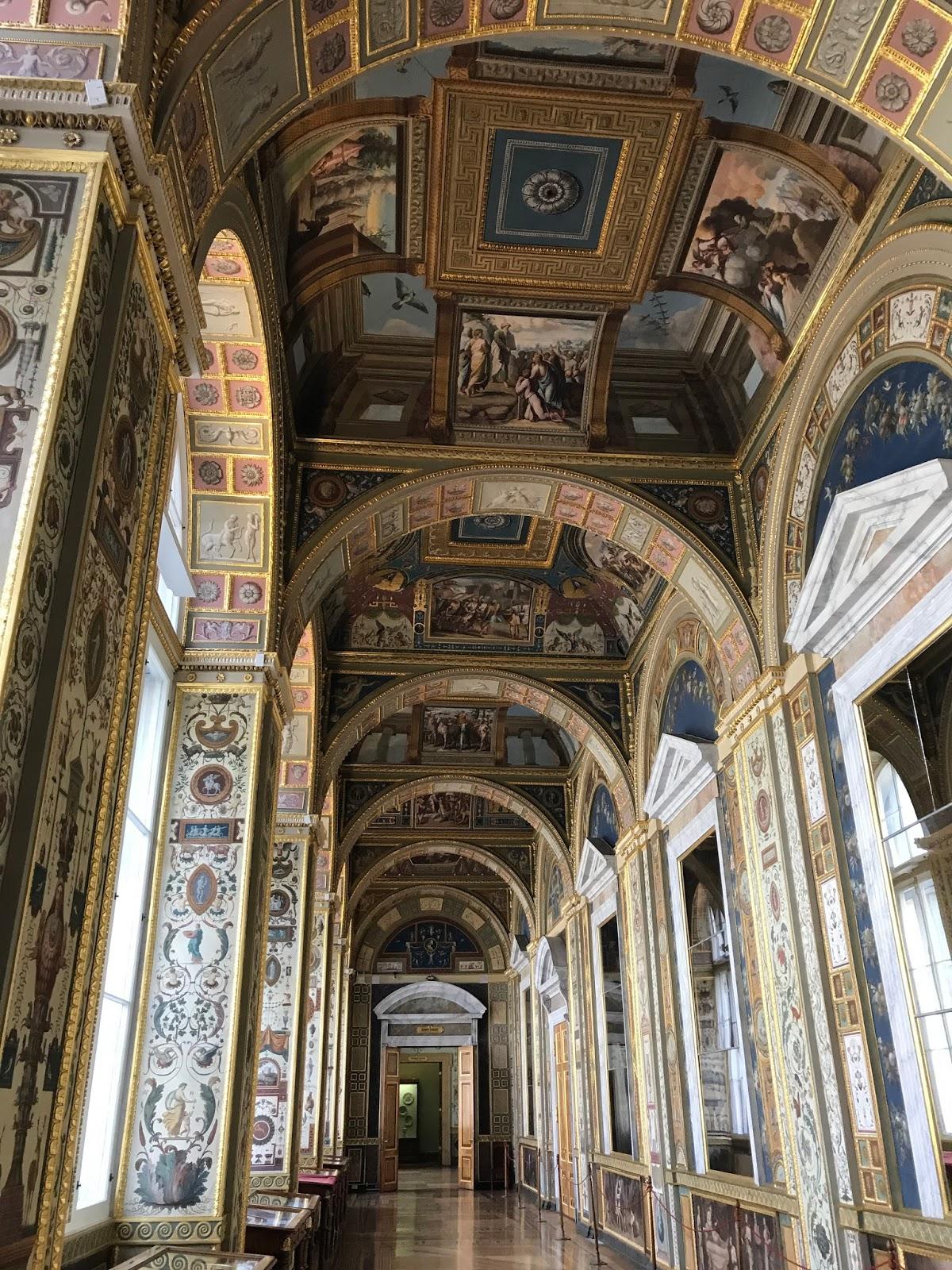 Galeria Raphael Loggias - Hermitage