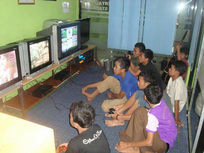 Tips Usaha Sampingan Rental PS (Play Station)