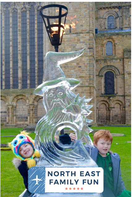Fire and Ice Durham | Photographs & Top Tips for 2019