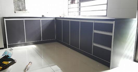 Kabinet Dapur Meru Klang