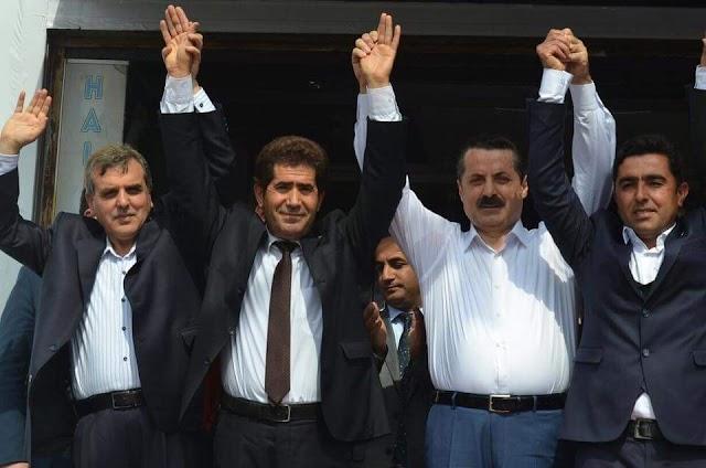 HDP'den AK partiye geçtiler
