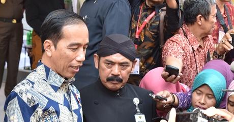 """""""Dulu Presiden Jokowi Dibilang 'Klemar-Klemer', Giliran Tegakkan Hukum Kok Malah Dibilang Diktator"""""""