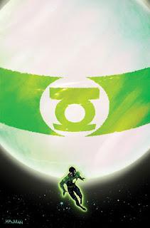 mogo planet yang menjadi green lantern