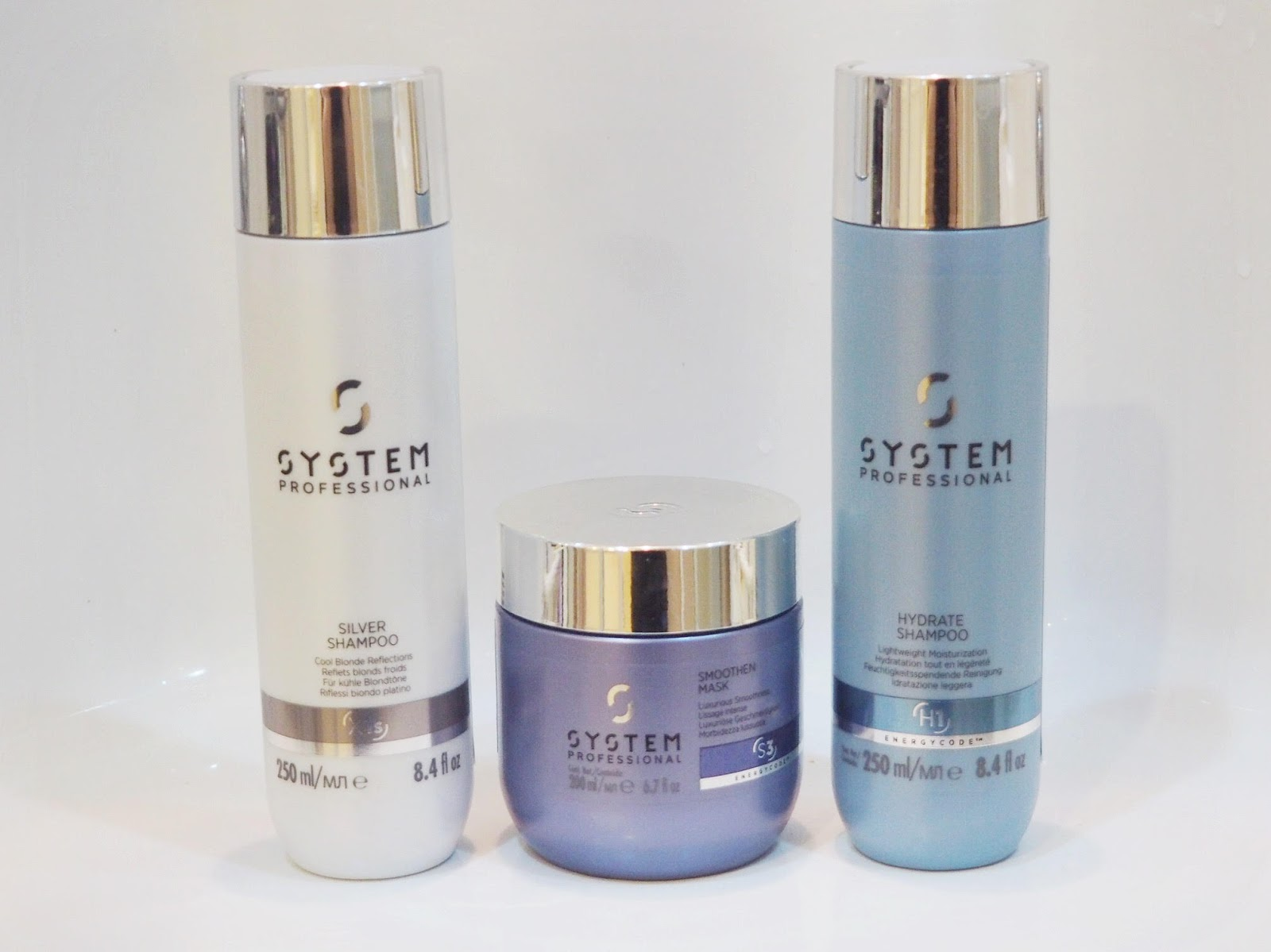System Professional hair products