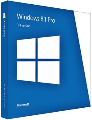 Download Windows 8.1 Professional 64-Bits Torrent