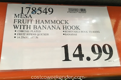 Deal for the Mesa Fruit Hammock With Banana Hook at Costco