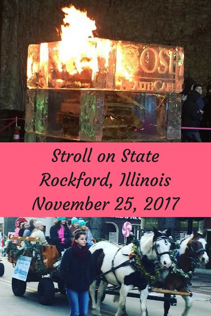 Stroll on State in Rockford, Illinois is the perfect way to start your holiday season!
