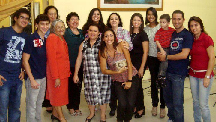 Parabéns Querida Pastora: Blog Da Pastora Ana Virgínia: 19o. Aniversário Da Missão