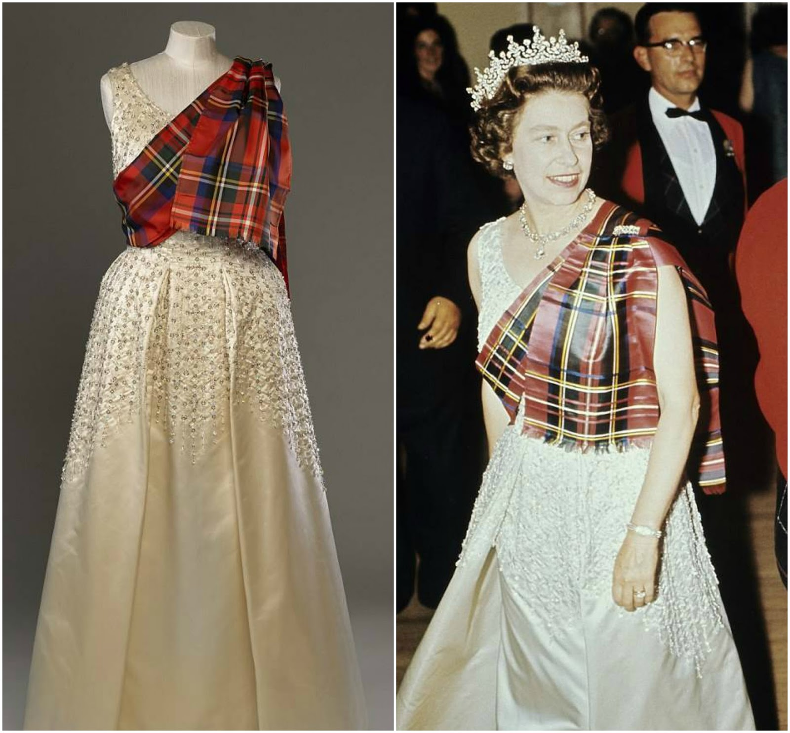About William and Kate: Queen\'s Historic Gowns to go on Display in ...