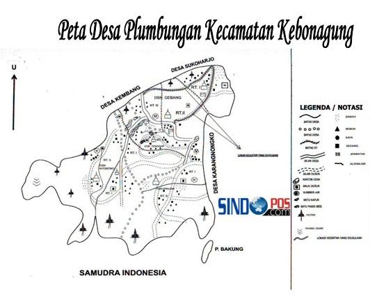 Profil Desa & Kelurahan, Desa Plumbungan Kecamatan Kebonagung Kabupaten Pacitan