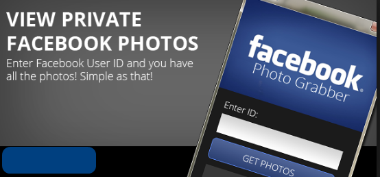 How To See Private Pictures On Facebook