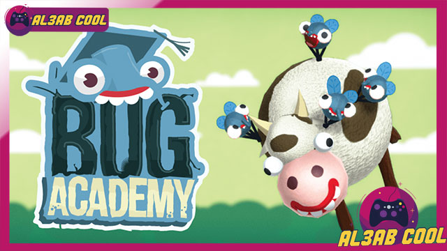 تحميل لعبة Bug academy مضغوطة بحجم صغير للكمبيوتر