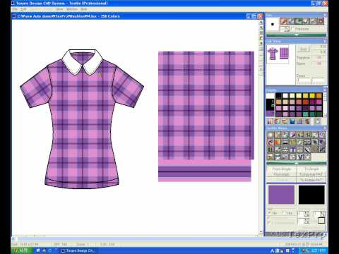 computer aided textile design software free download