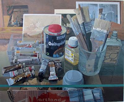 Pinturas. Cuadro de José Luis Noain
