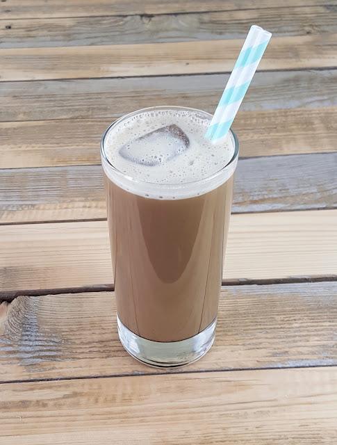Vanilla Iced Protein Latte