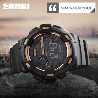 Merk Jam tangan Terkenal,Harga Jam tanganl skmei,Jual Jam skmei original