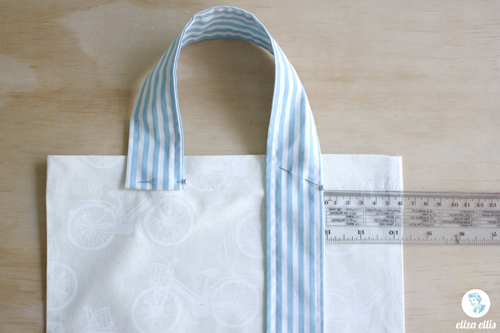 Simple & Pretty Girl's Tote