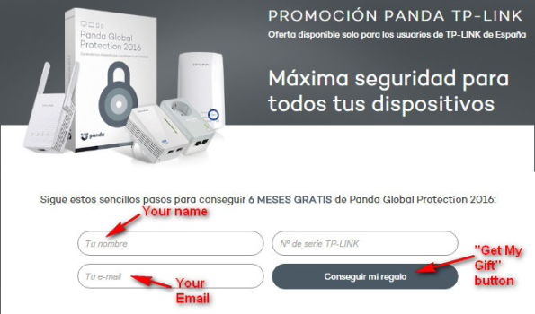 free Panda Global Protection download