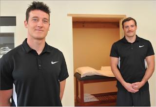 Matthew and Theo Wallis, The Muscle Mechanics