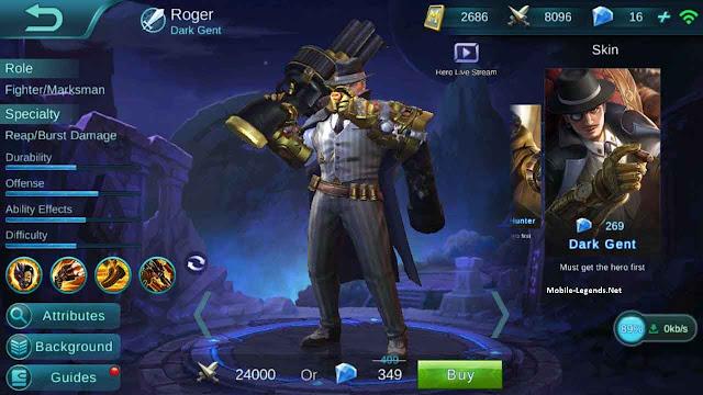 5 Hero Terbaik dan Cocok Digunakan Untuk Ranked Mobile Legends