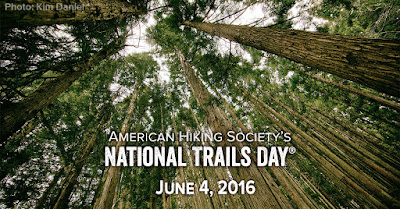 National Trails Day Provides Unique Outdoor Opportunities