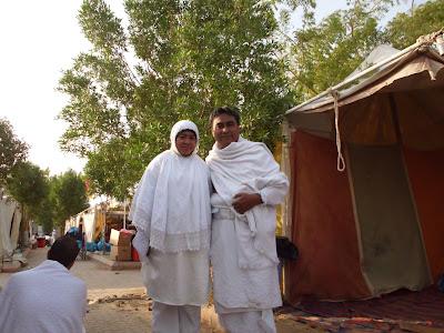 Ada Apa di Padang Arafah Saat Haji?