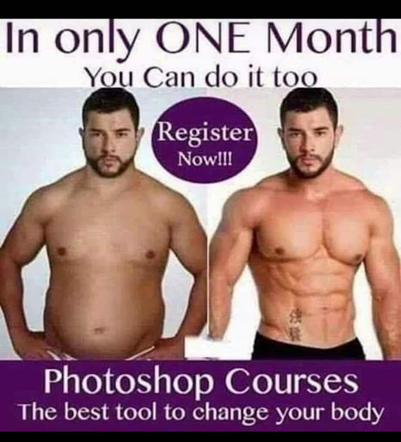 In only one month you can do it too.  Photoshop Courses